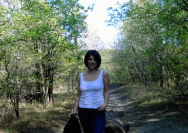 """Trails & Undying Love (A to Z Challenge """"T"""" and """"U"""")"""